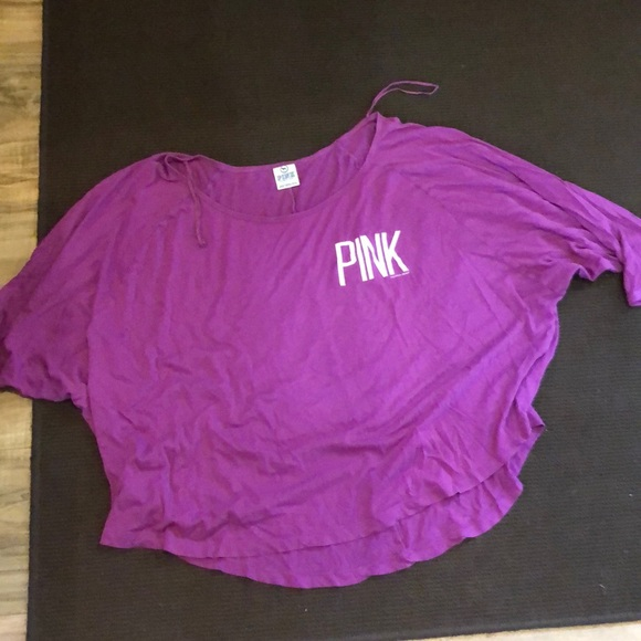 PINK Victoria's Secret Tops - PINK 3/4 sleeve shirt